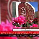 Summer Camp to begin at the Creative Arts Center