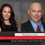 Hunt Regional welcomes two new board members