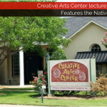 Creative Arts Center lecture series features Native American flute
