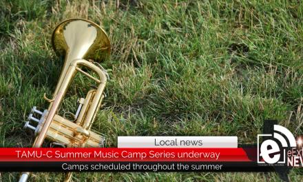 TAMU-C Summer Music Camp Series is underway in Commerce