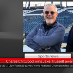 Charlie Chitwood wins Jake Trussell award