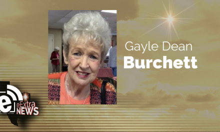 Gayle Dean Burchett of Forney, Texas
