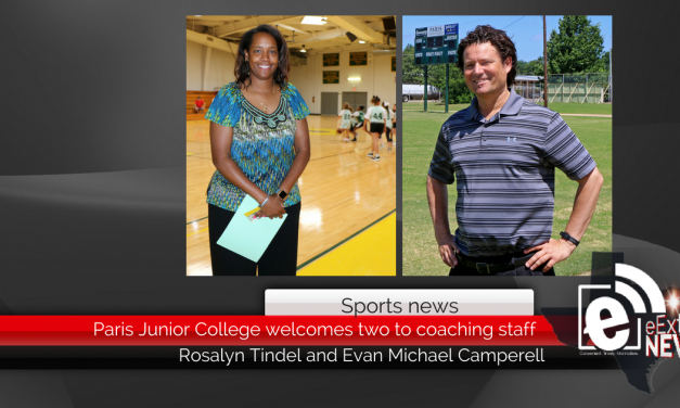 Paris Junior College welcomes two to coaching staff