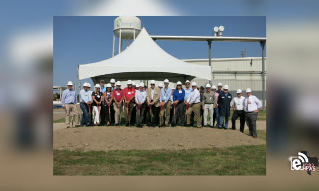 Solvay breaks ground on Greenville, Texas, expansion