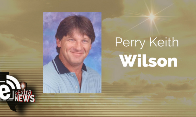 Perry Keith Wilson of Greenville, Texas