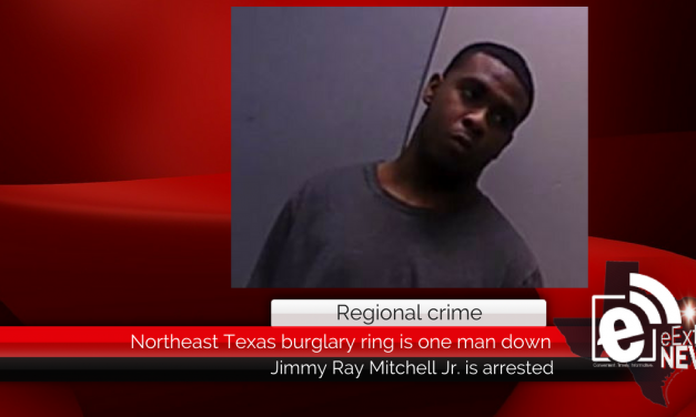 Northeast Texas burglary ring is one man down || Click to watch surveillance video