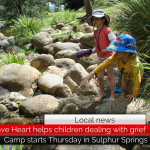 Camp Brave Heart helps children dealing with grief