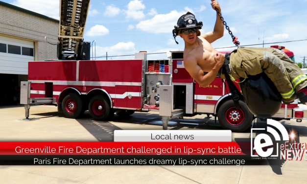 Greenville Fire Department challenged in lip-sync battle