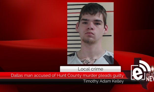 Dallas man accused of Hunt County murder pleads guilty