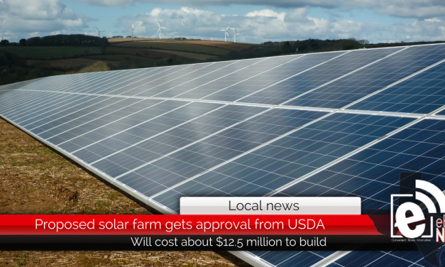 Proposed solar farm gets approval from USDA