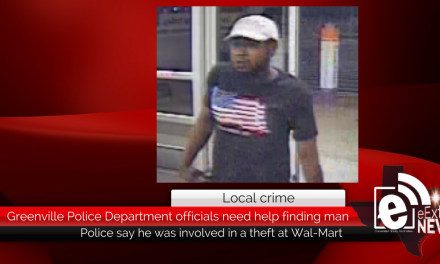 Greenville Police Department officials need help identifying man