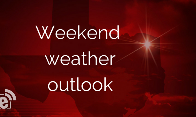 Weekend weather outlook || eGreenville Extra