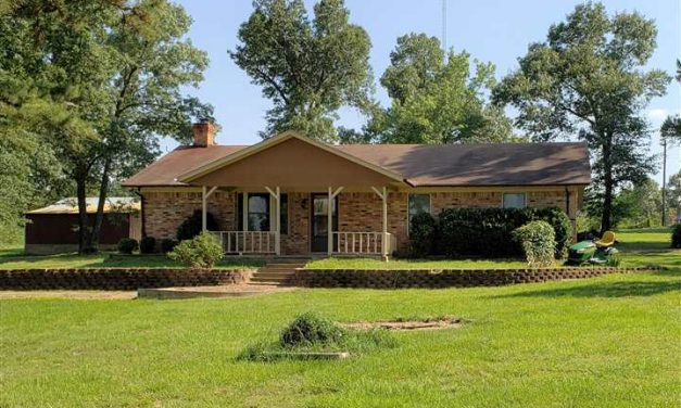 Newly remodeled home for sale in Arthur City || Real Estate Listing
