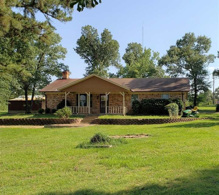 Newly remodeled home for sale in Arthur City    Real Estate Listing