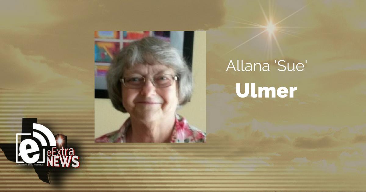 Allana 'Sue' Ulmer