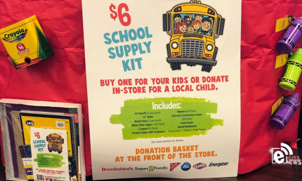 Brookshire's and Super 1 Foods to collect school supply donations