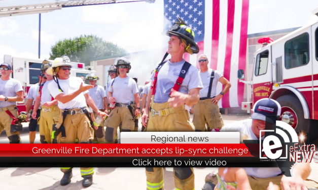 Greenville Fire Department accepts lip-sync challenge
