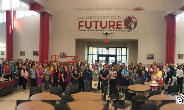 Greenville ISD welcomes new teachers