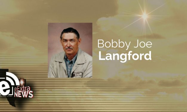 Bobby Langford of Campbell, TX