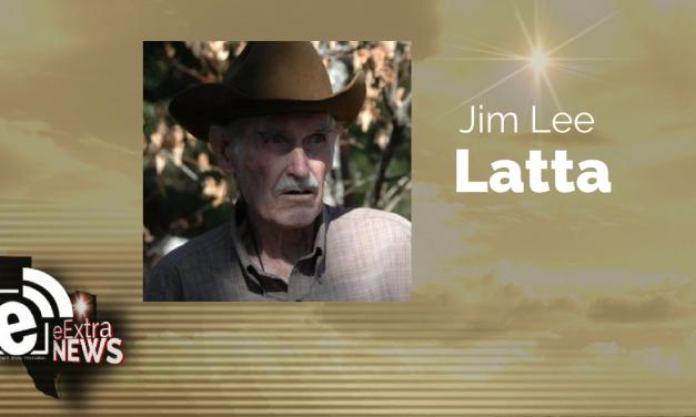 Jim Lee Latta of Winnsboro, Texas