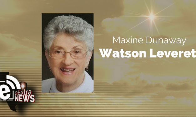 Maxine Dunaway Watson Leverett