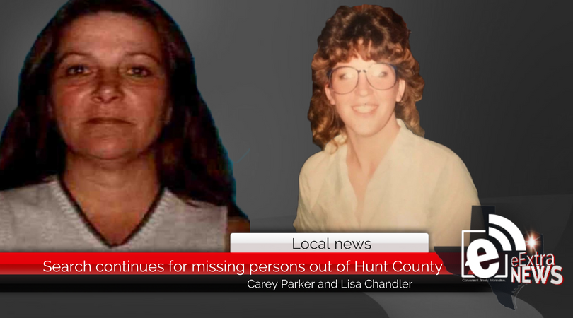 Search continues for missing persons out of Hunt County