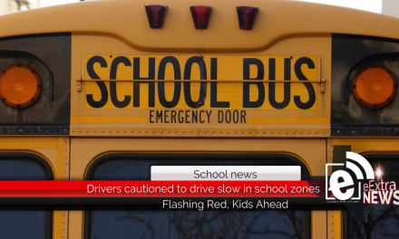 Texas DPS cautions drivers to slow down in school zones