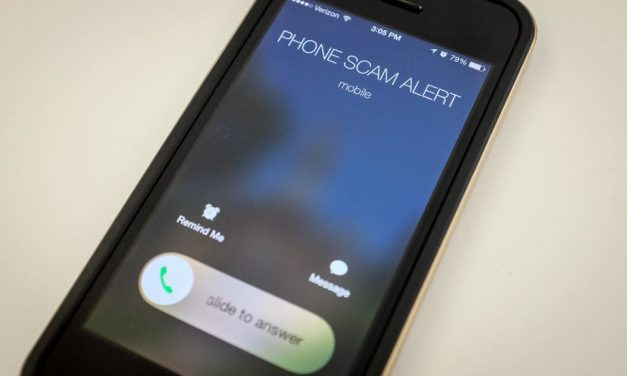 How to stop spam and scam phone calls
