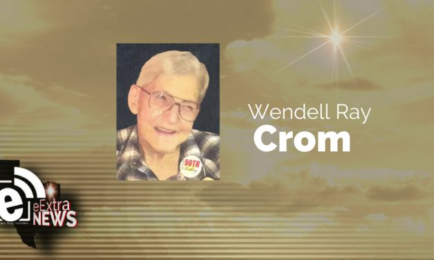Wendell Ray Crom of Greenville, TX