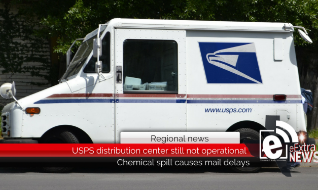 Mail delays continue, distribution center in Coppell, Texas, still not operational