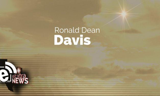 Ronald Dean Davis of Campbell, TX