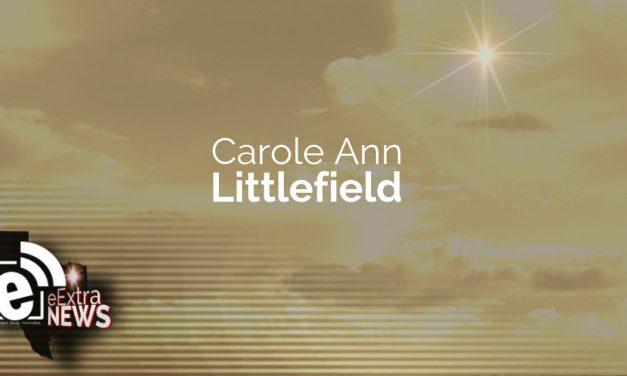 Carol Ann Littlefield of Caddo Mills, TX