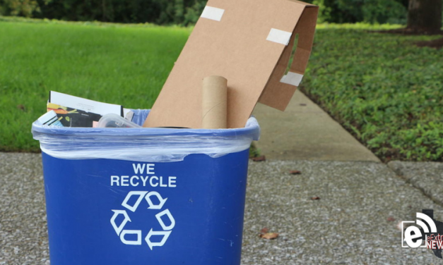 New recycling toters for residents will start going out Thursday, Sept. 13, 2018