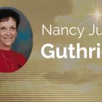 Nancy June Guthrie of Greenville, Texas