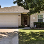 Four bedroom home for sale in Wylie, Texas || $249,000
