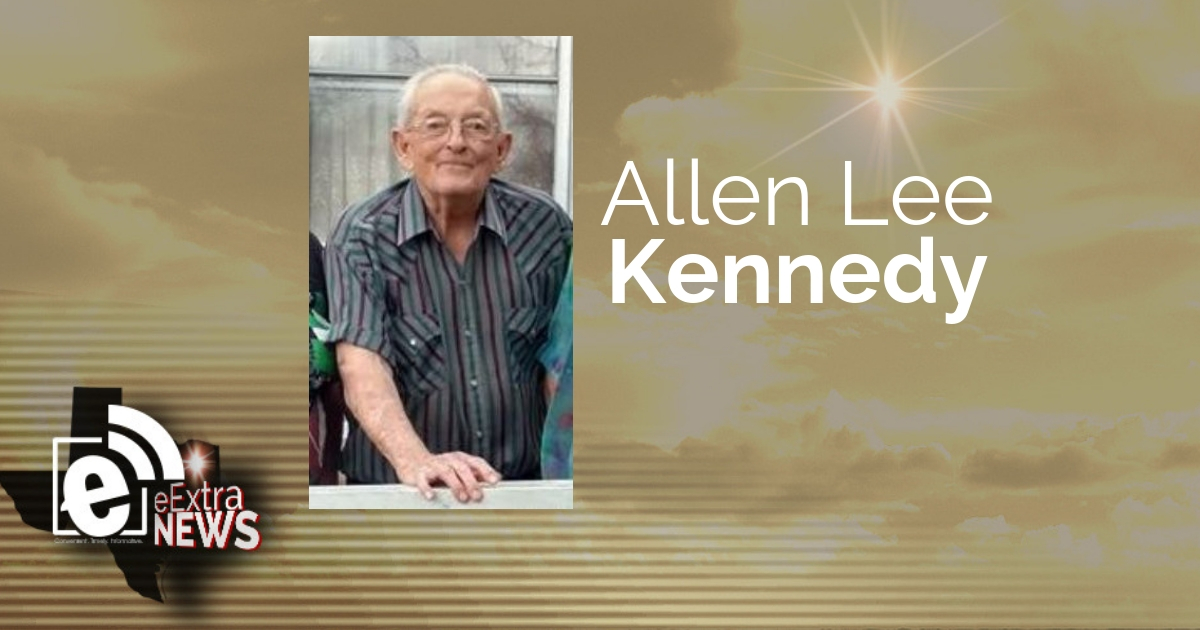 Allen Lee Kennedy of Greenville, TX