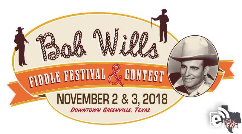Fifth Annual Bob Wills Fiddle Festival and Contest is today, Saturday
