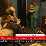 The Haunted Landmark is open for screams in Greenville