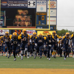 No. 18 Lions head west to wrangle Mustangs on Saturday
