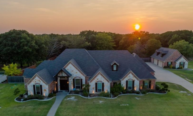 Stunning four bedroom home for sale in Greenville, Texas || $529,990