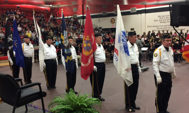 Greenville ISD Veterans Day program set for Monday, November 12