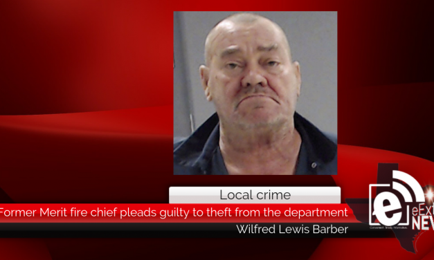 Former Merit fire chief pleads guilty to theft from the department