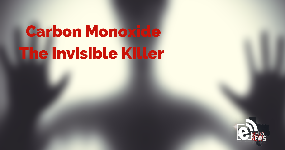 Carbon Monoxide, the invisible killer