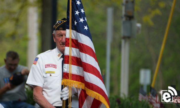Veterans Day commemoration set for Saturday at the courthouse