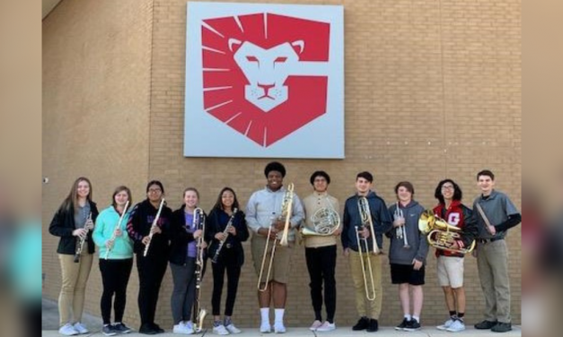 GISD 'Pride' shines at All-Region band competition