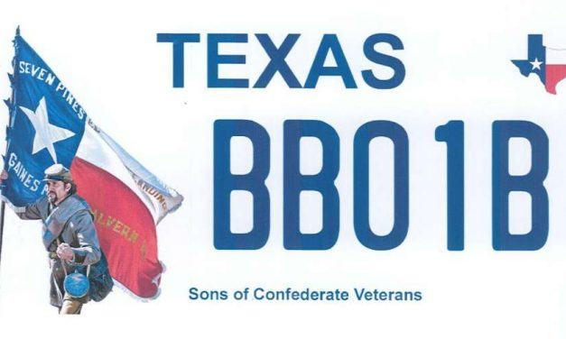 Texas DMV Board votes no on Confederate group's proposed Rebel license plate || Regional news