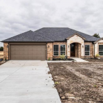 Brand new four bedroom home for sale in Greenville, Texas || $284,000