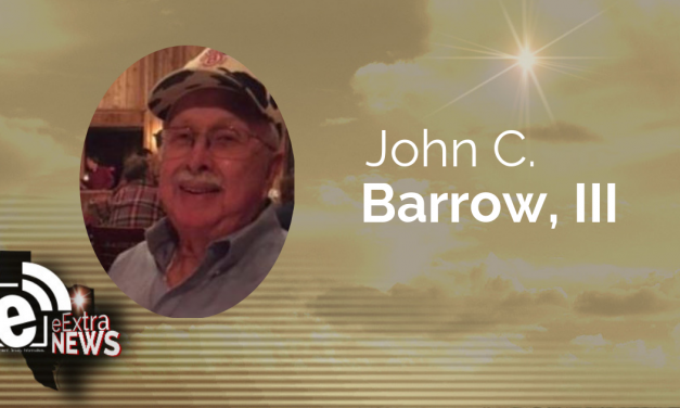 John C. Barrow III of Quinlan, Texas