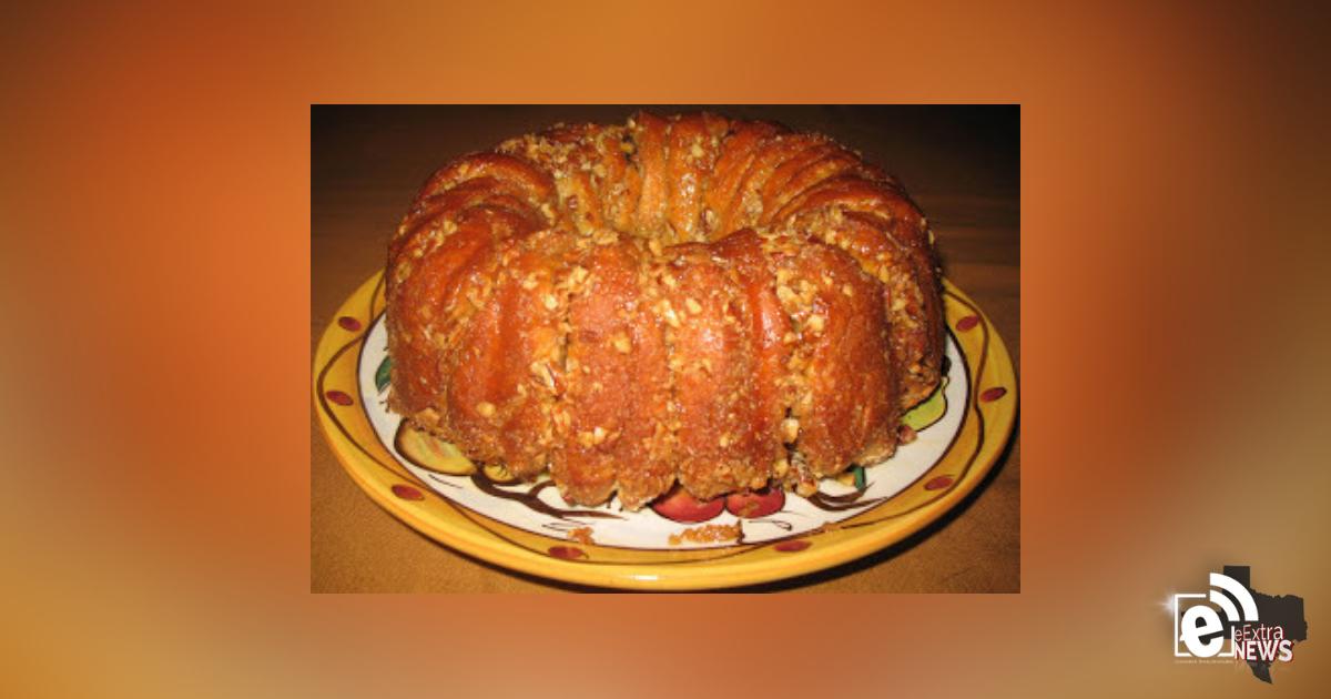 Orange Cream Cheese Bread || Polly the Food Snob