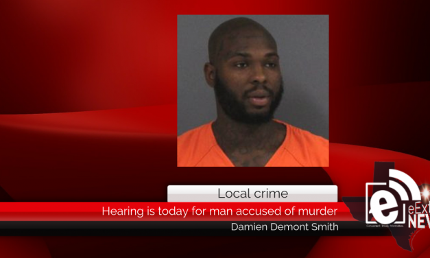 Hearing is today for man accused of murder || Damien Demont Smith